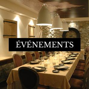 Evénements, séminaires, groupes Italoria