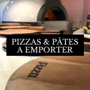 Pizzas et pâtes à emporter